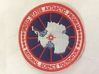 Patch United States Antarctic Program National Science Foundation