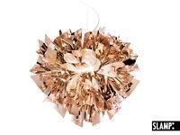 Lampada a sospensione Slamp Veli Suspension Copper design A Rachele LAMP PENDANT
