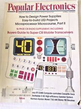 Popular Electronics Magazine Power Supplies Design April 1978 082017nonrh3
