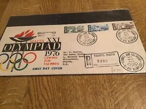 FIRST DAY COVER MALTA 1976