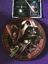 Darth Vader Collectable Plate