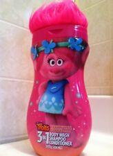 Girls Bath Time Fun Trolls Poppy 3-in-1 Body Wash (Buy 1 Get 1 at 50% off)