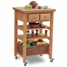 Unbranded Wooden Brown Sideboards, Buffets & Trolleys