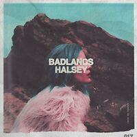 Halsey - BADLANDS - Halsey CD 06VG The Fast Free Shipping