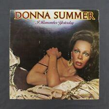DONNA SUMMER - Remember Yesterday - Vinyl LP