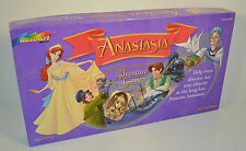 Complete 1997 Anastasia Adventure Board Game by Rose Art
