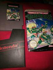 Teenage Mutant Hero Turtles Game For The Nintendo NES Console PAL UK Ninja