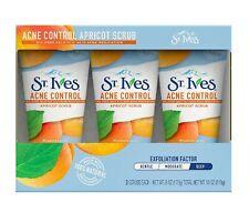 St. Ives Acne Control Apricot Scrub (6 oz., 3 pk.)