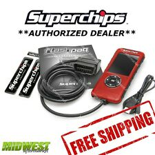Superchips Flashpaq F5 Performance Programmer 99-08 Chevy Silverado 1500 5.3L