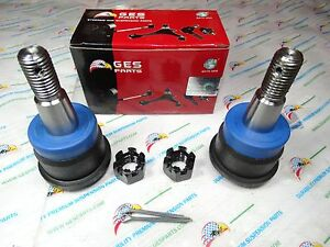4WD FITS Dodge RAM 1500 2500 3500 NEW 2 FRONT STANDARD UPPER BALL JOINTS K7460