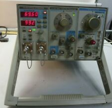 Tektronix Dm501 Main Frame Withoa5032 Fg503 Sg505 All Modules Power Up