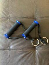 Bodylastics Handle attachments for Gym Equipment/ Resistance Bands/ Multigym etc