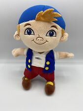 Disney Store CUBBY Jake and the Neverland Pirates Plush Stuffed Toy 11 in