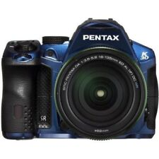 USED Pentax K-30 with DA 18-135mm WR Blue Excellent FREESHIPPING