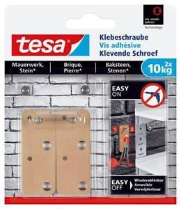 tesa® Klebeschraube für Mauerwerk und Stein (10kg) 77908