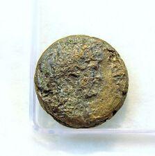 HADRIAN, JUDAEA, Ascalon. AD 117-138. 22 mm. 12 grams. Ancient Roman Coin