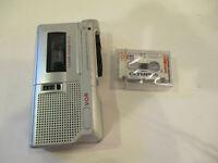 Sony V-O-R  M-560V Handheld Cassette Voice Recorder Good CONDITION!!!