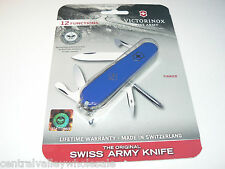 New Victorinox Swiss Army 91mm  Knife  Cobalt  Blue CUB SCOUT TINKER  54122 BSA