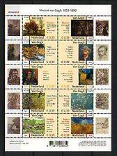 Nederland vel Van Gogh  Paintings 2142-2151