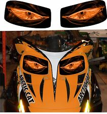ARCTIC CAT Z1 570 F8 F5 SNO PRO LXR BEARCAT TURBO HEADLIGHT DECAL STICKER 11
