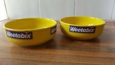 Vintage Weetabix Bowls X 2