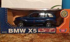 Motor Max BMW X5 1:18 (Blue)