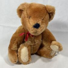 Caltoy THE ORIGINAL TEDDY BEAR BROWN JOINTED Stuffed Animal PLUSH SOFT TOY Cute