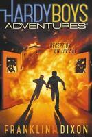 Deception on the Set [Hardy Boys Adventures] [ Dixon, Franklin W. ] Used - Good