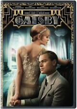 The Great Gatsby [New DVD] Eco Amaray Case