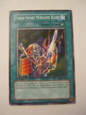 Yu-Gi-Oh Fusion Sword Murasame Blade SD5-EN026 Spell Card, Excellent (011-57)