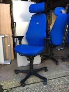 Kinnarps 8000 Plus Task Chair With Headrest
