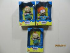 1997 Rugrats Figure Mattel Nickelodeon Sealed Lot of 3