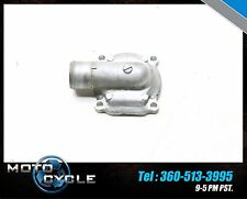 KAWASAKI ZX6RR ZX6R ZX600 ZX 6RR 600 WATER INLET COVER ENGINE 03 04 2004 M11
