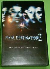 Final Destination 2 (VHS Kassette)