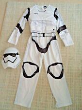 Boys Star Wars Stormtrooper Fancy Dress Costume, Size 7-8 years