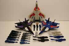 Hasbro Transformers Combiner Wars Leader Class Starscream Skywarp Thundercracker