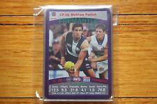 2010 AFL Teamcoach - PRIZE SET - FREMANTLE DOCKERS inc CAPTAIN Card