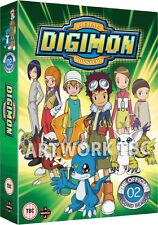 Digimon - Digital Monsters: Season 2 [DVD]