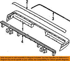 57747GA340 Subaru Bumper moulding 57747GA340