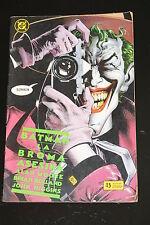 Batman La Broma Asesina Zinco por Alan Moore