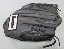 """Franklin LHT Deer Touch Glove Black 4395L RTP Series Size 12 1/2"""" Left Handed"""