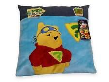 Cuscino Disney Winnie The Pooh Super Eroe Cuscino Arredo Cm 32 x 32