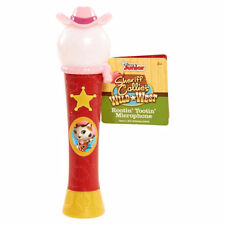 Disney Junior Sheriff Callie's Wild West Rootin Tootin Microphone 3+ Years