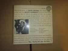 45RPM Columbia B-504 Double EP Benny Goodman + Charlie Christian high grade E