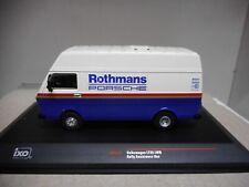 Vw Volkswagen Lt35 LWB Rally assistance Van Rothmans 1 43 Rac285