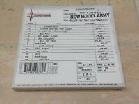NEW MODEL ARMY - All Of This - live Rarities - CD - Limited edition Digipak
