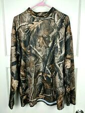 Talent Sport Scentcheck Realtree Camo Long Sleeve Hunting Shirt Men's Size: XXL