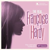 Francoise Hardy - The Real... Francoise Hardy [CD]