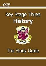 KS3 History Study Guide by CGP Books (Paperback, 2008) Very Good Condition