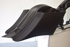 "7"" down 14"" back stretched saddlebags for harley davidson touring models 1997-08"